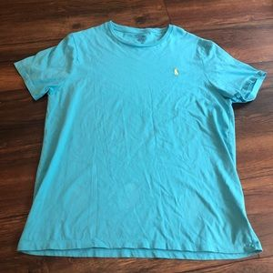Polo Ralph Lauren T-shirt size XL custom fit